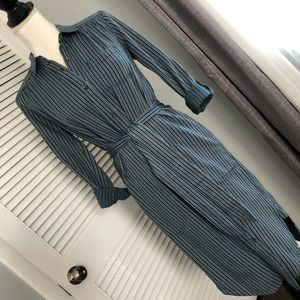 Anthropologie midi shirt dress Size 0 (XS)
